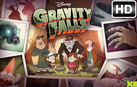 Gravity Falls Landscapes Wallpaper Gravity Falls Wallpaper Hd New Tab Free Addons
