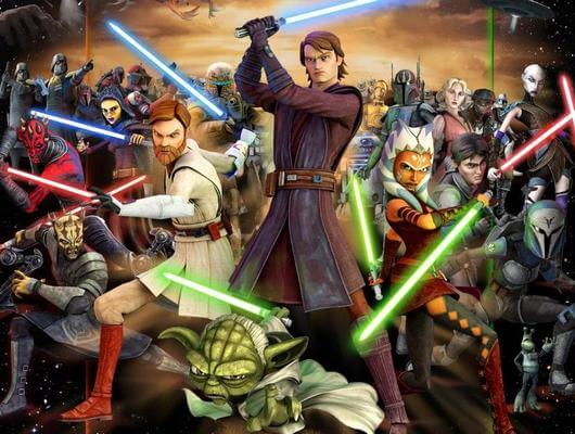 Fall Thanksgiving Wallpaper Top 10 Most Iconic Star Wars Characters Of All Time