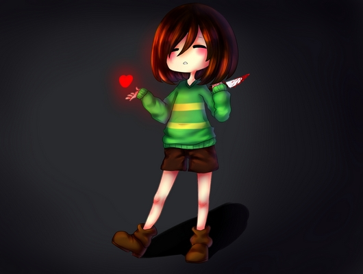 Cute Wallpapers For Fall The True Identity Of Chara An Evil Or An Innocent Child