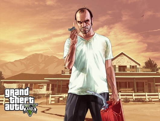 Free Cute Fall Wallpapers Gta 5 Trevor Phillips Why Do We Love Him So Much
