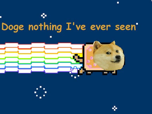Fall Wallpaper With Owls A Meme S Story Doge And Nyan Cat