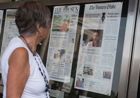 Report Newspaper Closures Increase Size, Cost of Local Government - newspaper