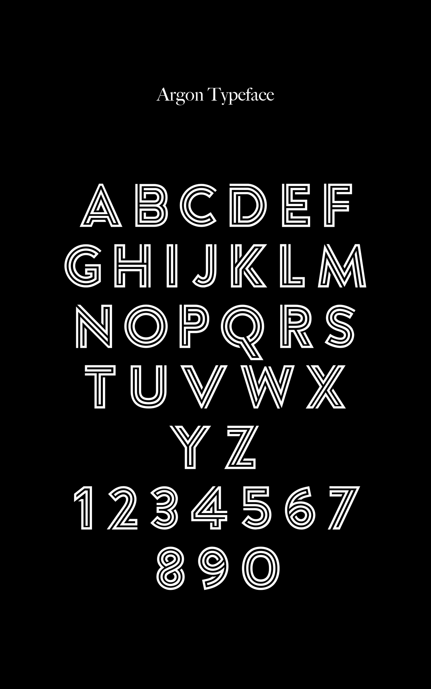 aragon typeface