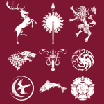 Game Of Thrones Sigil Pack – Exclusive Freebie