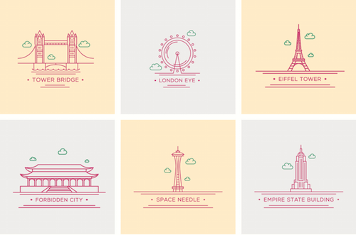 free-world-landmark-icons-color-preview-opt-1