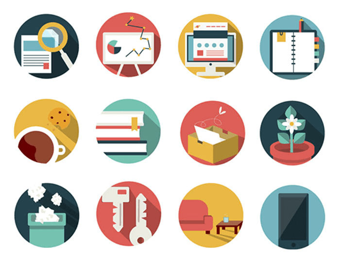 freebie   office and business icon pack