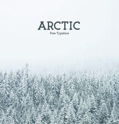 Arctic – Free Typeface