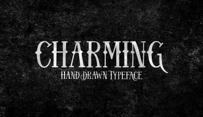 Free Charming Font