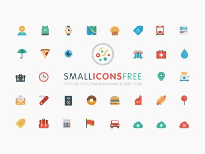 Freebie Smallicons Icon Set
