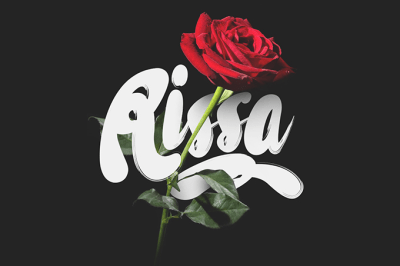 Rissa Free Typeface