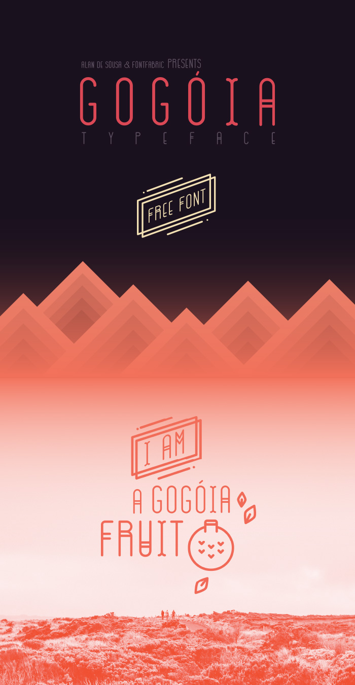 Gogoia Free Font