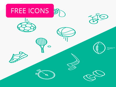 Free Sport Icon Pack