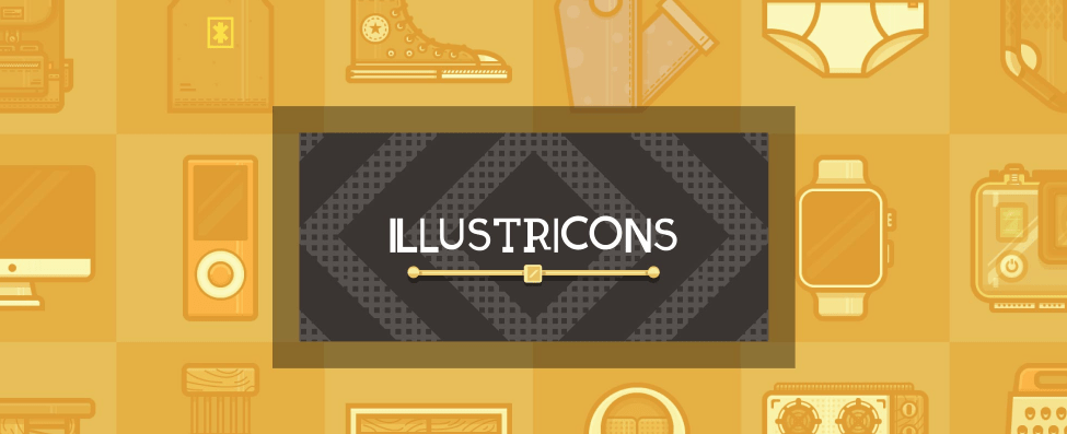 Free Download: 40 Illustricons Icons