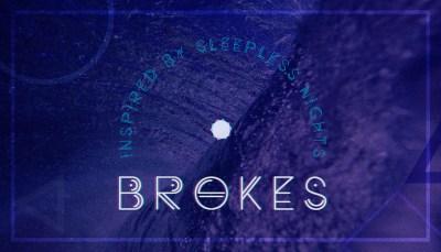 Brokes – Free Font
