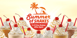 Charming Happy Hour Everyday Sonic Half Price Shakes When Does It End Sonic Half Price Shakes October 2018 Price Shakes At Sonic Half Price Summer Shakes At