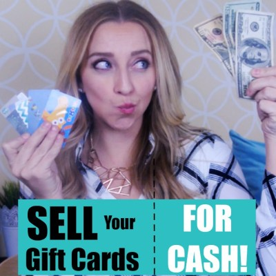 How to Sell Unwanted Gift Cards for Money! Easy-to-Do