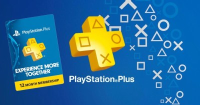 Playstation Plus 12-month Membership Only $41.99!! - Freebies2Deals