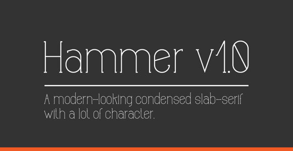 Hammer Font Download