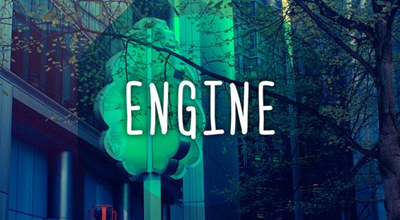 Engine Font Download