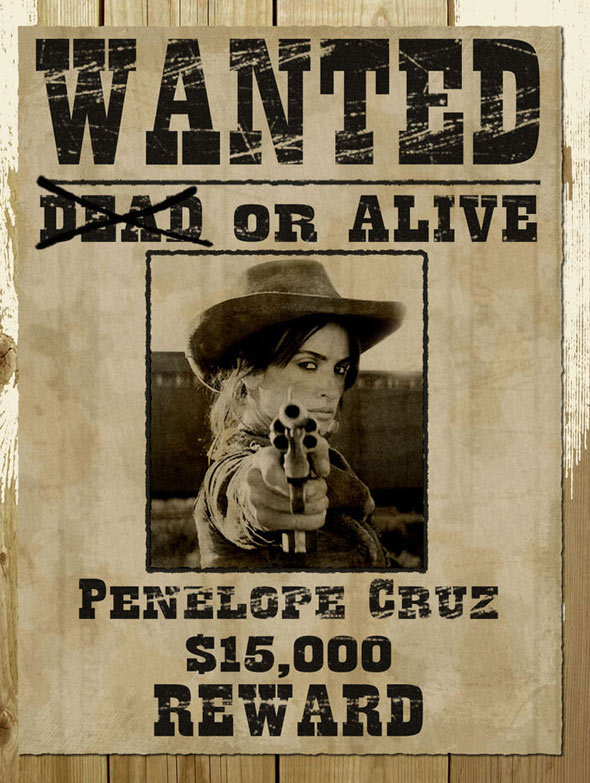 22 Free  Premium Wanted Poster Templates (PSD) \u2013 Design Freebies