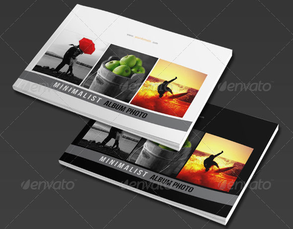 15 Best Photo Album Templates (PSD, InDesign) \u2013 Design Freebies - photo album templates free