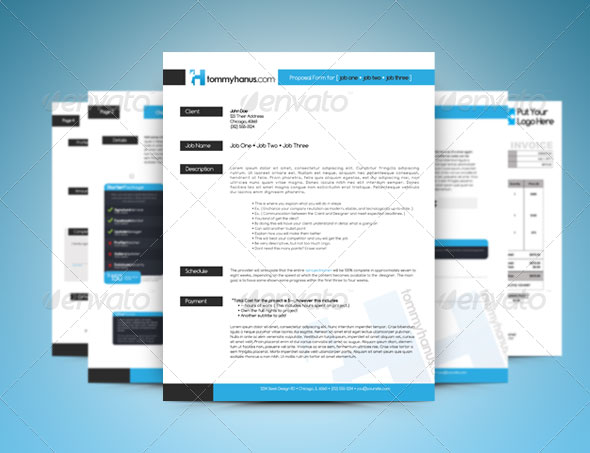 16 Best Proposal Templates \u2013 Design Freebies
