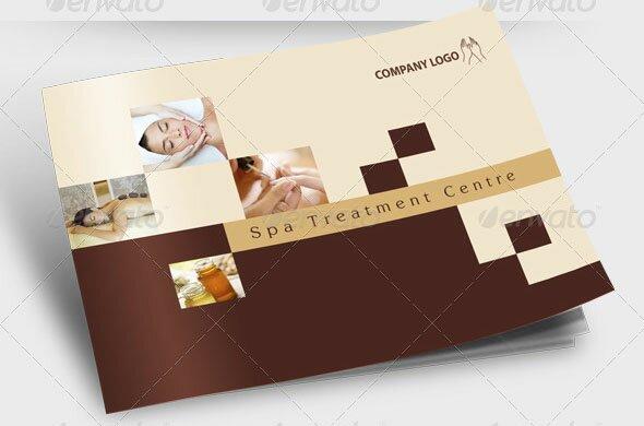 17 Beautiful Spa Brochure Templates \u2013 Design Freebies - spa brochure template