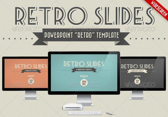 19 Vintage PowerPoint Templates \u2013 Design Freebies - powerpoint backgrounds vintage
