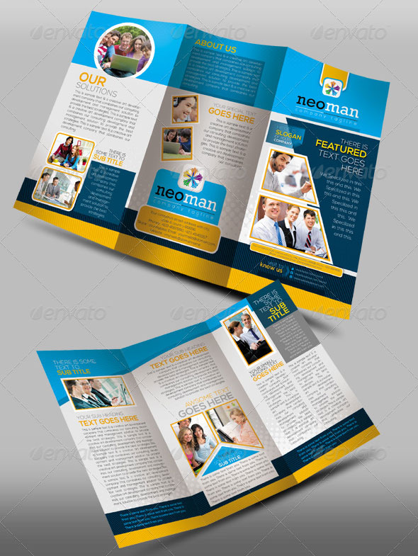 15 Business Trifod Brochure Bundles \u2013 Design Freebies
