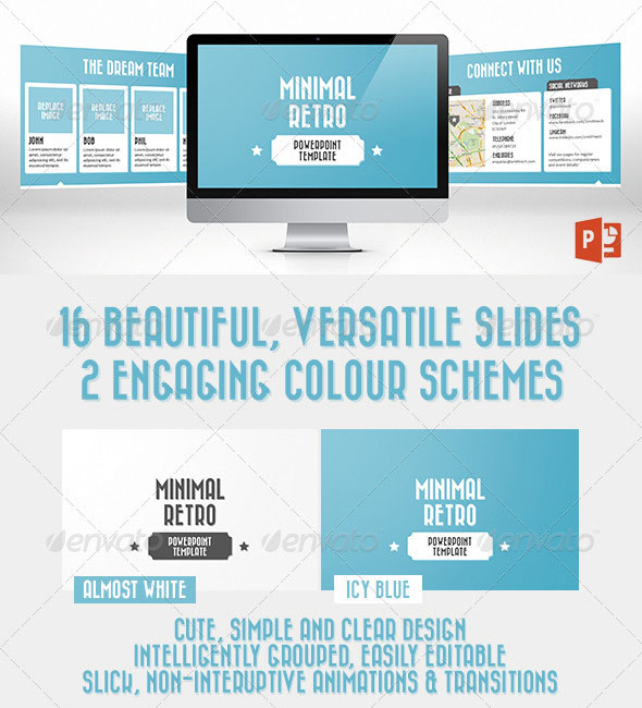 Minimalist design Free Powerpoint templates and Google - oukasinfo