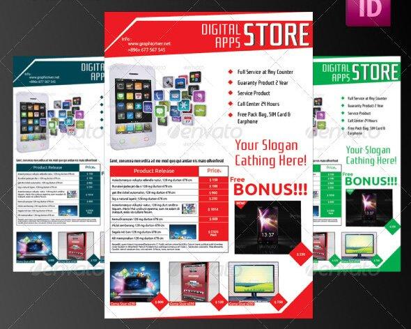 promotional flyer ideas - Alannoscrapleftbehind