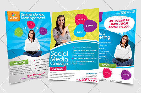marketing with flyers - Ozilalmanoof - marketing flyer