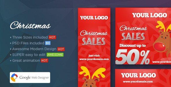 25+ Creative HTML Ad Templates \u2013 Design Freebies