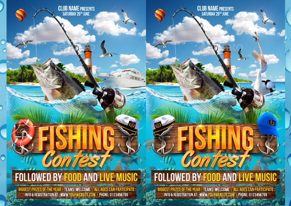 23 Cool Flyer Templates For Contest Event \u2013 Design Freebies - competition flyer template