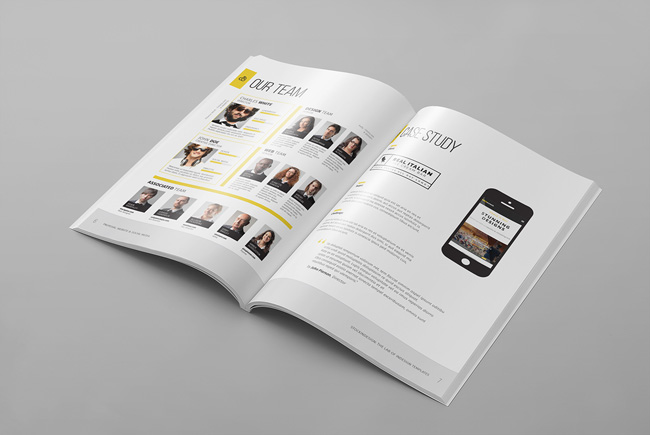 Indesign Proposal Templates Free. psd catalogue template 53 psd ...