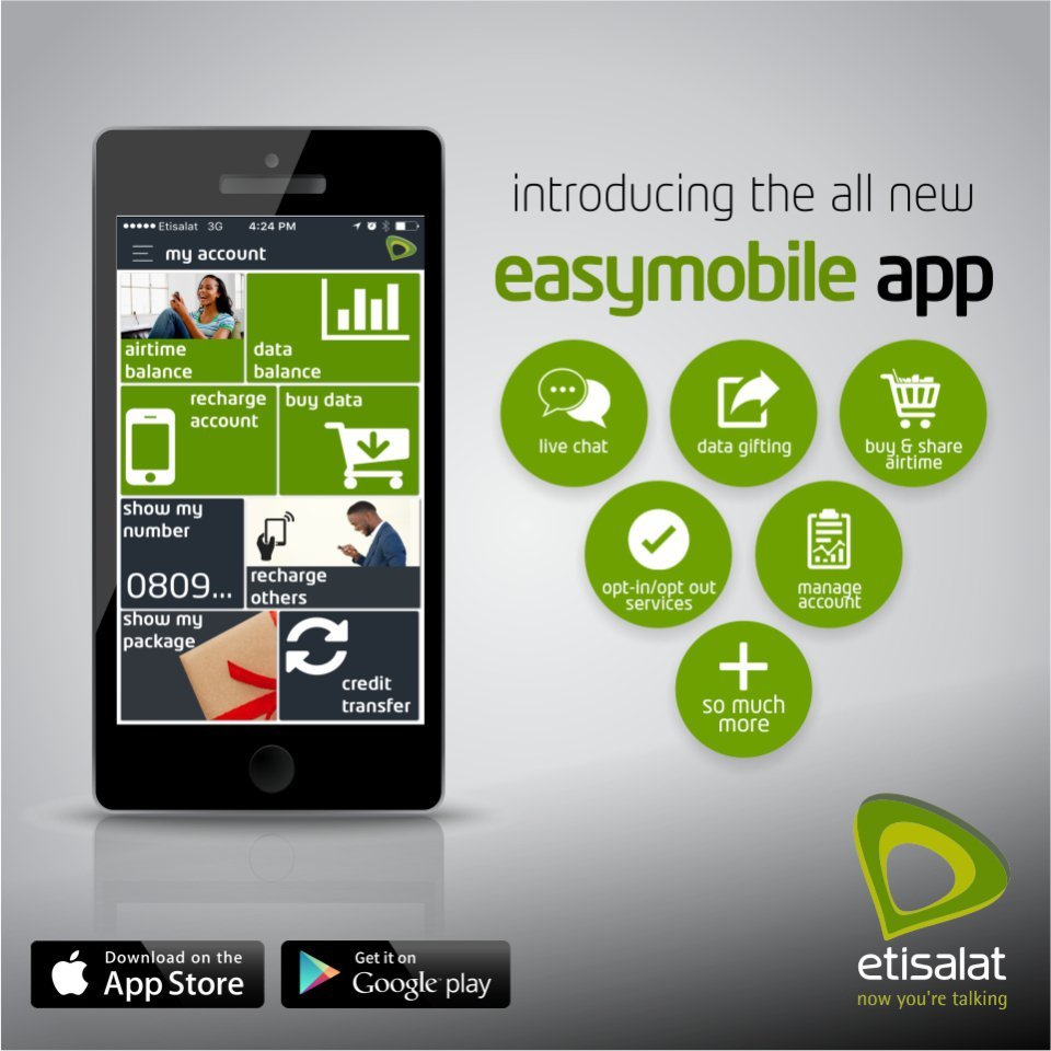 Mettsalat Download 9mobile Easymobile My9mobile App To Buy Airtime And Data