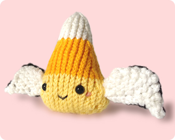 Free Wings Knitting Patterns For Your Toys Video Tutorials