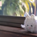 Cubit Cat white persian cat cute