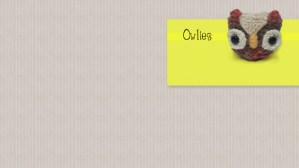 Free Owl desktop wallpaper