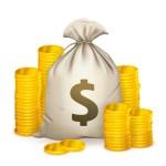 Bag Of Money Vector Clip Art