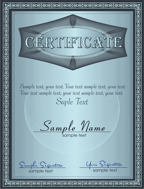 computer certificate template - 28 images - pin education - computer certificate format