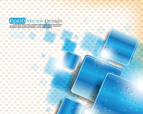 Wallpaper Graffiti Keren 3d Offbeat Shapes Backgrounds Vector Graphics 04 Vector