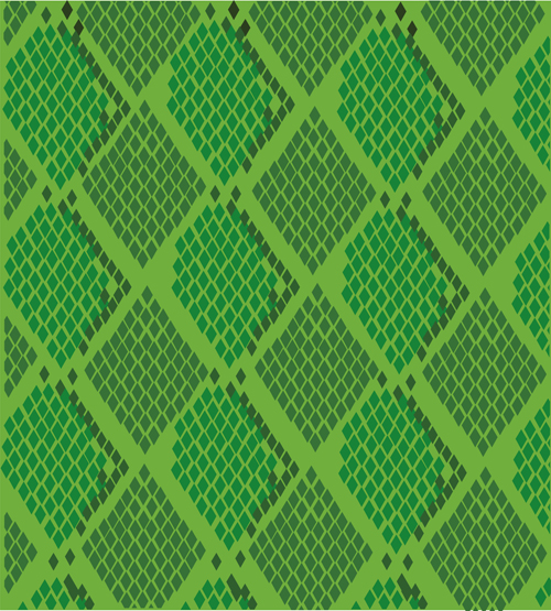 Blue Animal Print Wallpaper Vector Set Of Snake Skin Pattern Elements 05 Free Download