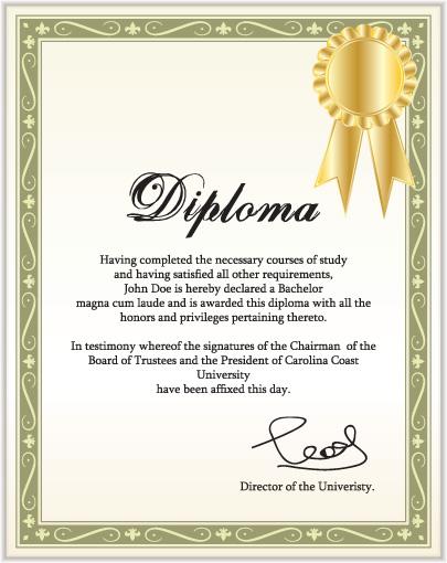Diplomas and certificates design vector template 05 - Vector Cover - certificate design format