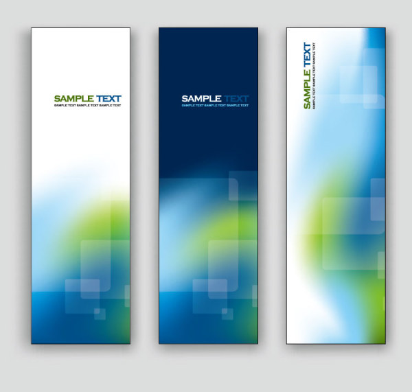 Exquisite Vertical banner design vector 02 free download - vertical designs