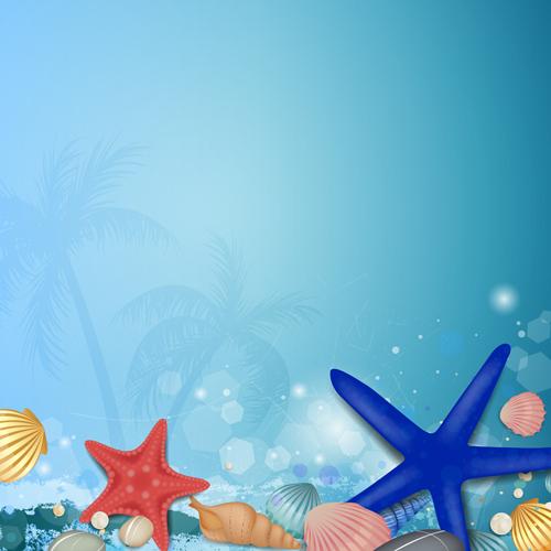 Shiny summer background vector 03 u2013 Over millions vectors, stock - summer powerpoint template