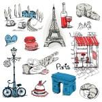 Paris Clip Art Symbols