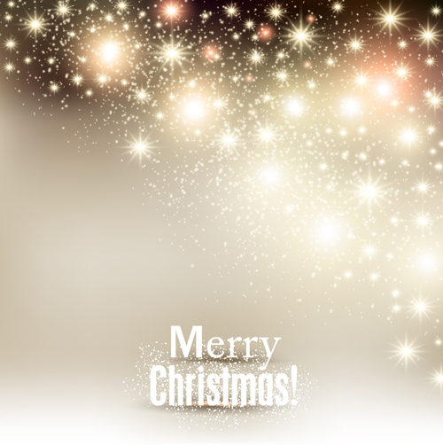 Halation Merry Christmas vector backgrounds 02 free download