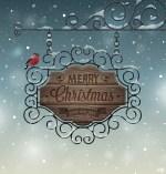 Black Christmas Backgrounds Free