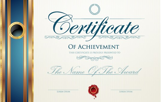 Image from    freedesignfile upload 2014 02 Certificate-10 - diploma word template
